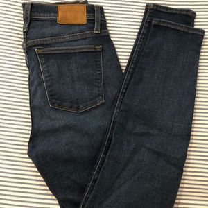 Jcrew 10inch High Rise Lookout Jeans 29
